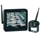 "Voyager WVOS541 four Camera Enabled Digital Wireless Observation System with 5.6"" color LCD monitor, connect up to 4 wireless cameras and 1 wired camera, build-in microphone, 960 x 234 Resolution"