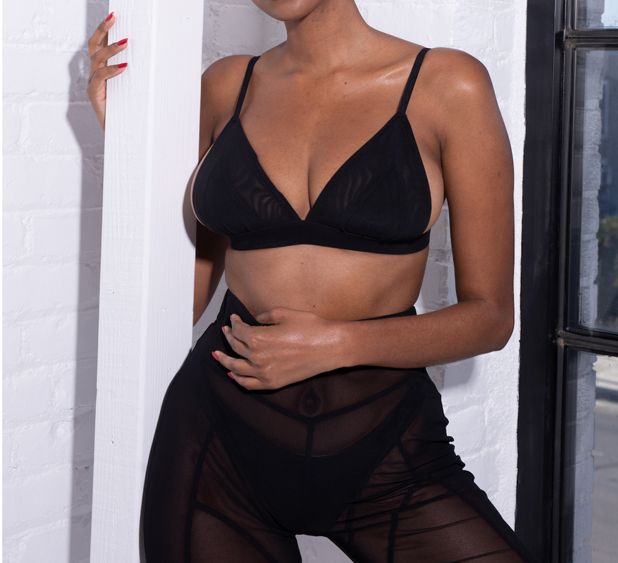 Bad Habits | Mesh 3 Piece Set