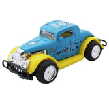 Diecast Model Mini Toy Car Beetle - Kids Room Decor Car Collection For Kids With Pull Back Mechanism