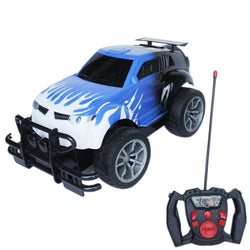 1/14 Remote Control Car Urban Wrangler With Rechargeable Batteries - Blue - (TNGb007)