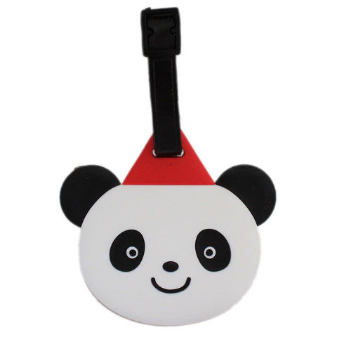 Panda Cartoon Design Luggage Tag Bag Travel Tag -  1i396 - Tootpado - 1