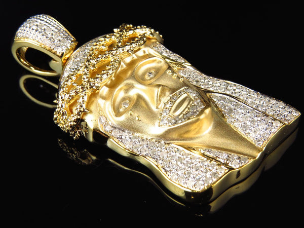 Iced Out Jesus Chain