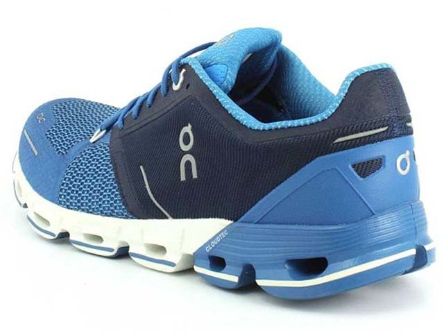 new concept 8eeca 2d133 On Running Cloudflyer Mens Blue White