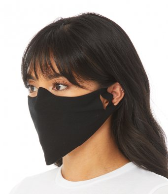 Daily Lightweight Fabric Face Cover / Mask (Pack of 10)