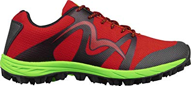 More Mile Cheviot 4 Mens Trail Running Shoes - Red