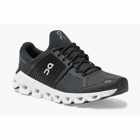Mens ON Cloudswift Black/Rock