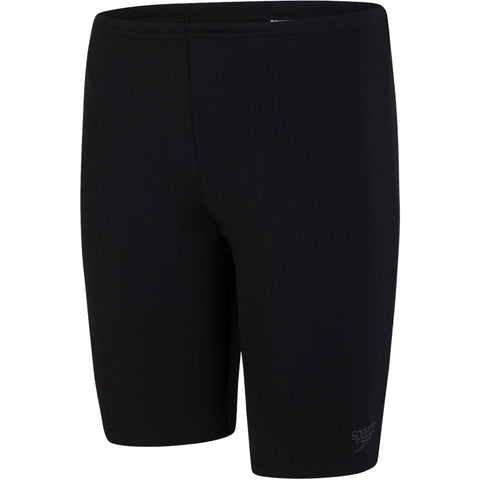 Speedo Boy's Black Essential Endurance+ Jammer