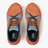 ON CloudStratus Mens Orange/Wash