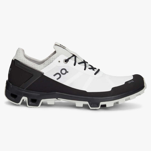 ON Running CloudVenture Peak - White/Black