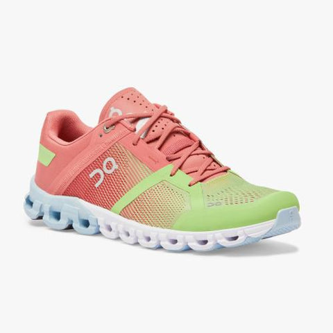 ON Cloud Flow Womens Guava/Dustrose