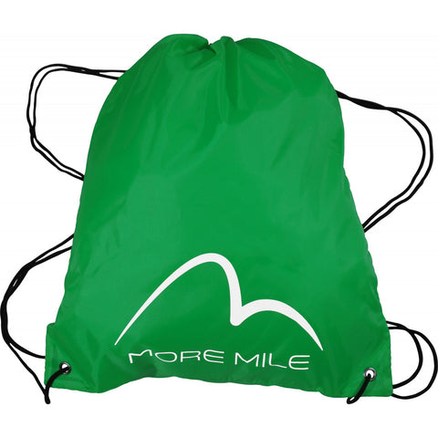 More Mile Gym Sack - Green