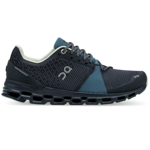 ON CloudStratus Womens Navy/Dust