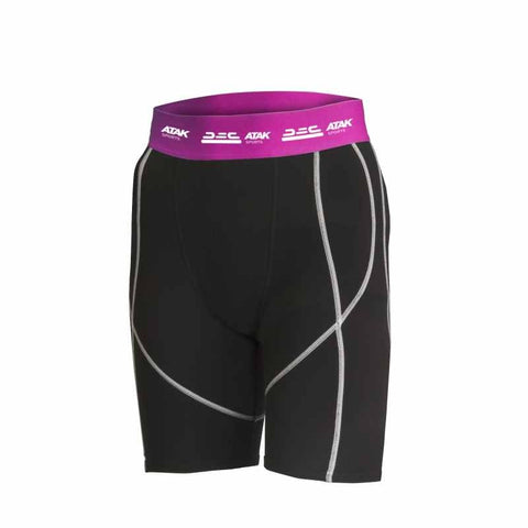 Womens Atak Compression Shorts