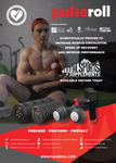 NEW Pulseroll Vibrating Foam Roller Pro