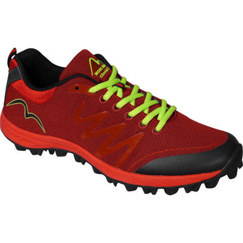 More Mile Cheviot 3 Mens Trail Running Shoes - Red