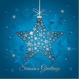 Christmas cards - Decorative Star 10 pack