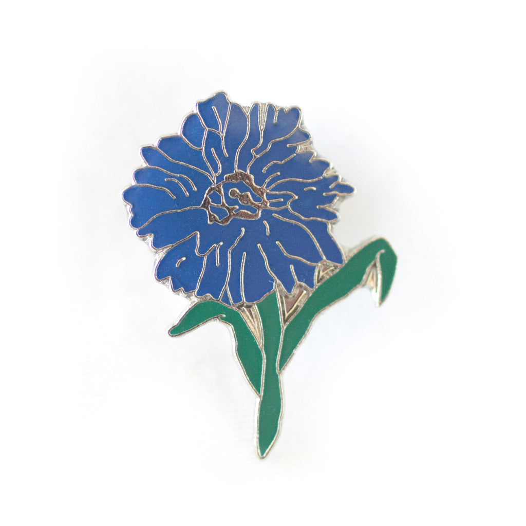 Cornflower badge