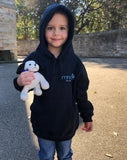 Navy MND Hoodies - KIDS