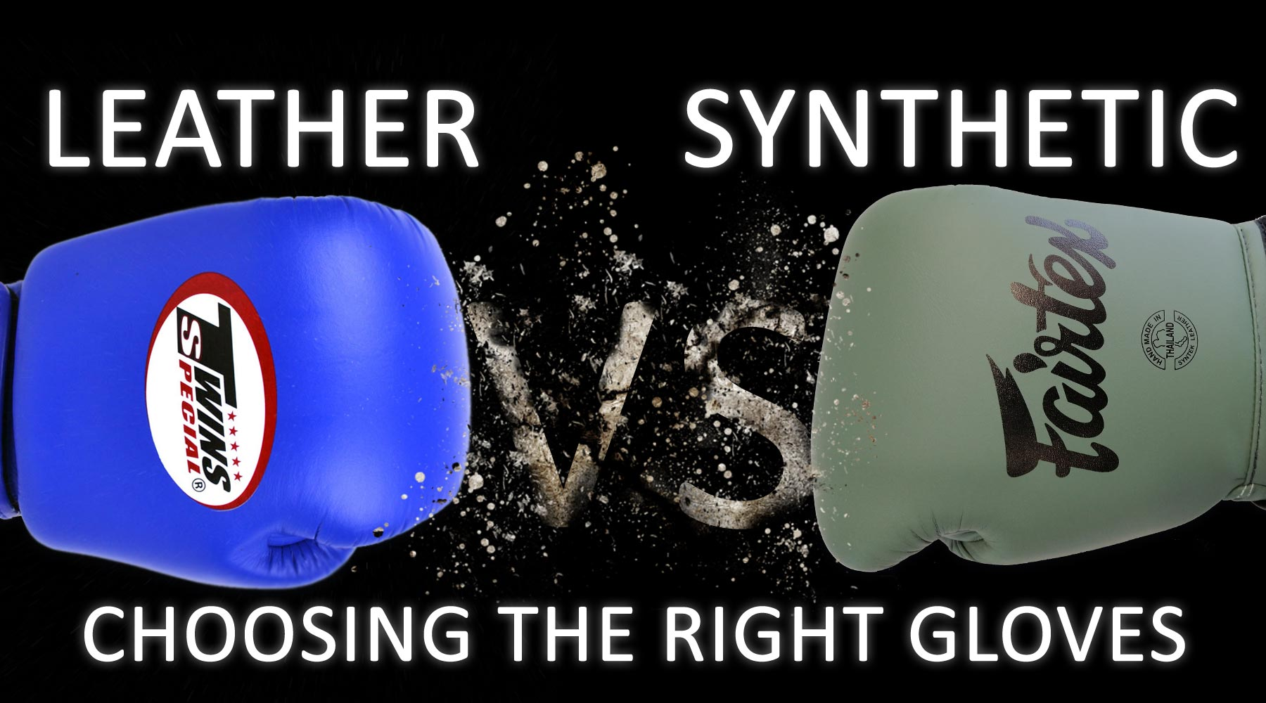 Leather Vs Synthetic Boxing Gloves