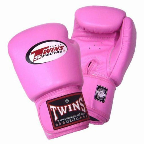 Twins Special - BGVL3 Professional Boxing Gloves (Pink)