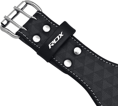 Image of RDX Weight Lifting Belt 4""