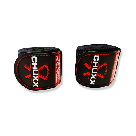Image of CHUXX Black Hand Wraps