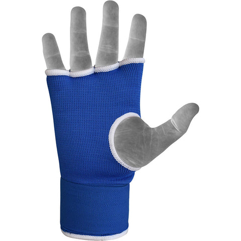 Image of RDX HYP-ISU INNER GLOVE BLUE STRAP PALM