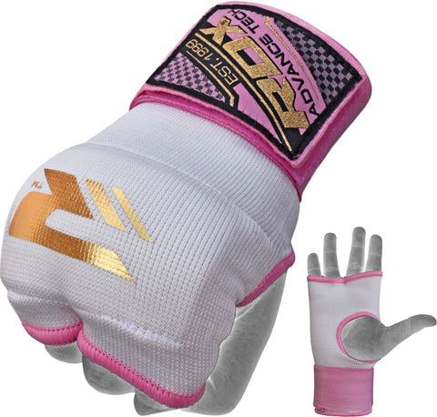 Image of RDX Inner Glove wrap Pink HYP-ISP