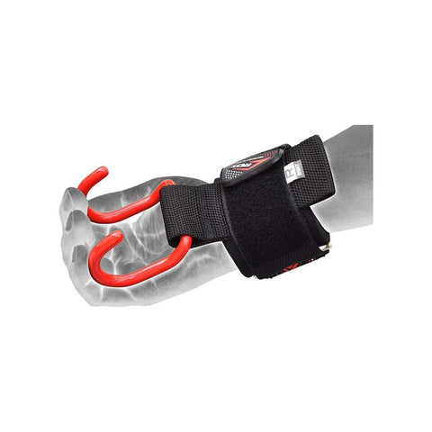 Image of RDX W15 Pro Anchor Gym Hook Straps