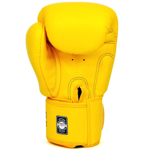 Twins Special BGVL3 Gloves (Yellow) Single Palm Side