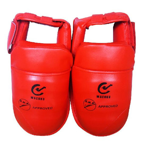 EKF Approved Karate Instep Only  Guards - SALE