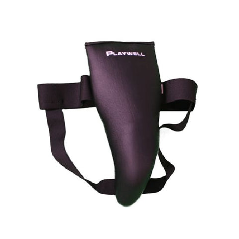 PU Padded  Groin Guard  - Black - Special offer