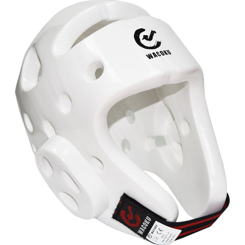 WTF Approved White Dipped Foam Head Guard