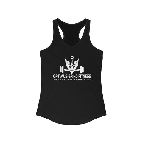 OG Fit Women's BLACKOUT Ideal Racerback Tank