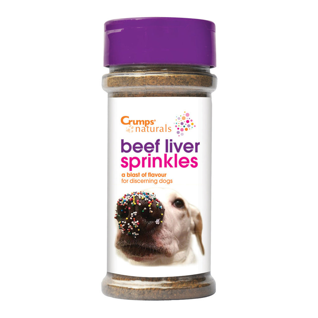 Crumps' naturals Canadian Made Beef Liver Sprinkles