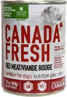 Canada Fresh Red Meat Wet Dog Food