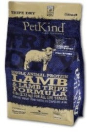 Single Animal Protein Lamb Tripe Formula - 25lb