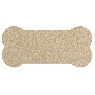 Natural Bone Recycled Rubber Placemat