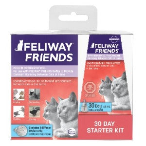 Feliway Friends 30 Day Diffuser
