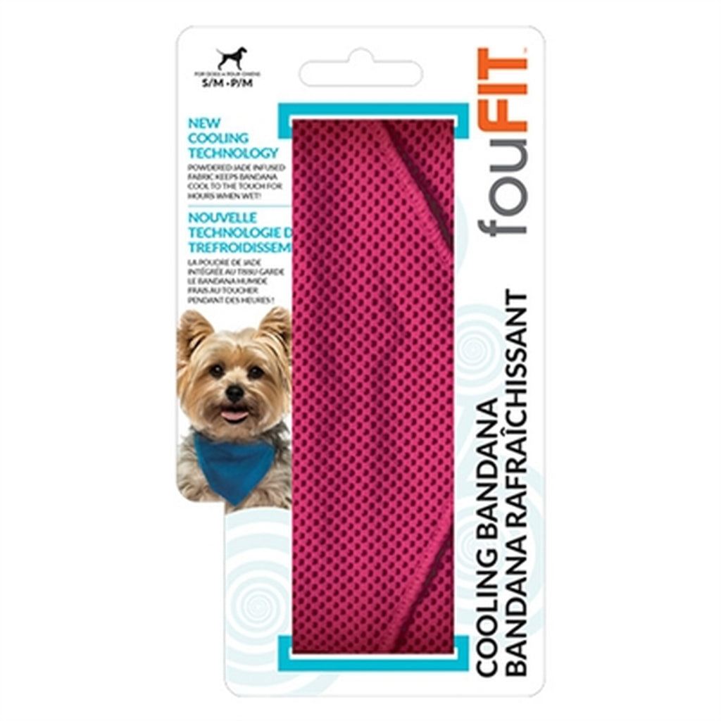 FouFou Cooling Bandana for Dogs