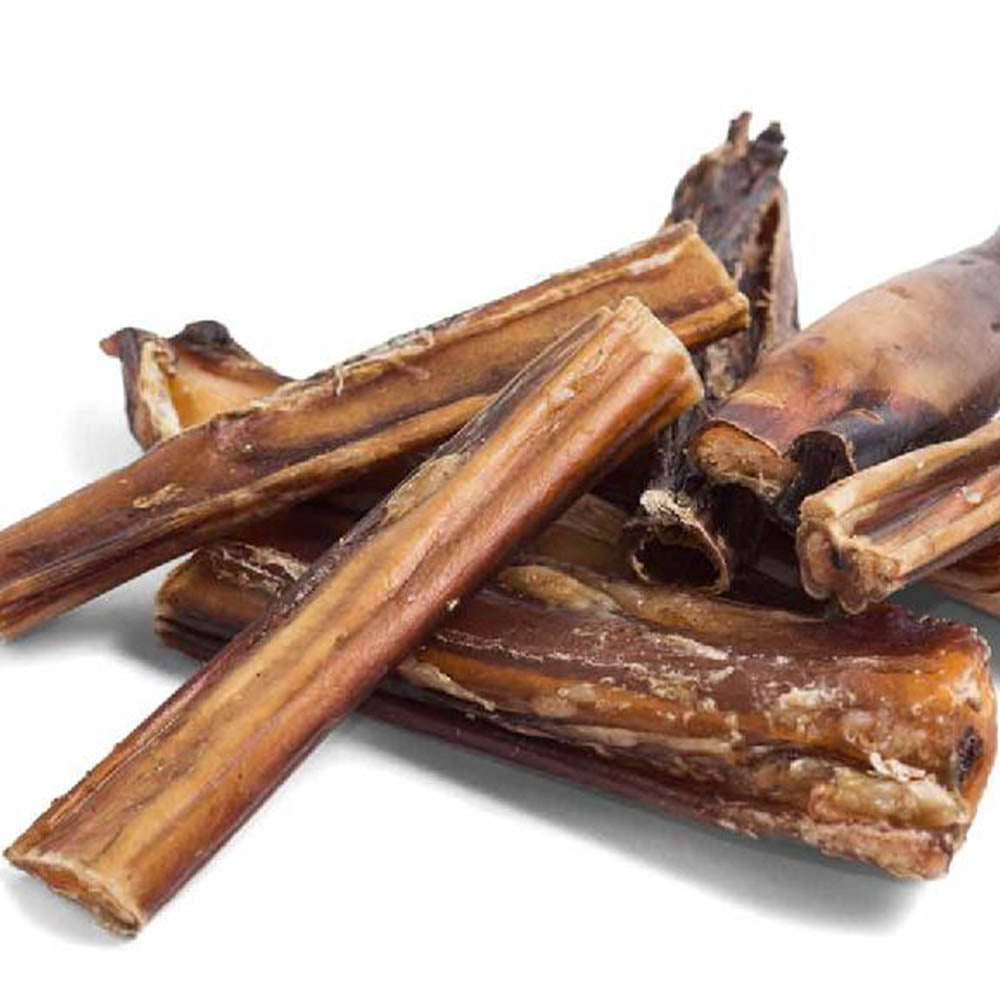 Bully Sticks 100% Natural Pure Beef Pizzles - 6""