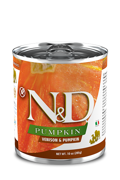 Venison & Pumpkin Adult Dog- 10.5oz