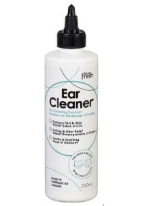 Ear Cleaner Solution for Dogs & Cats by EnviroFresh