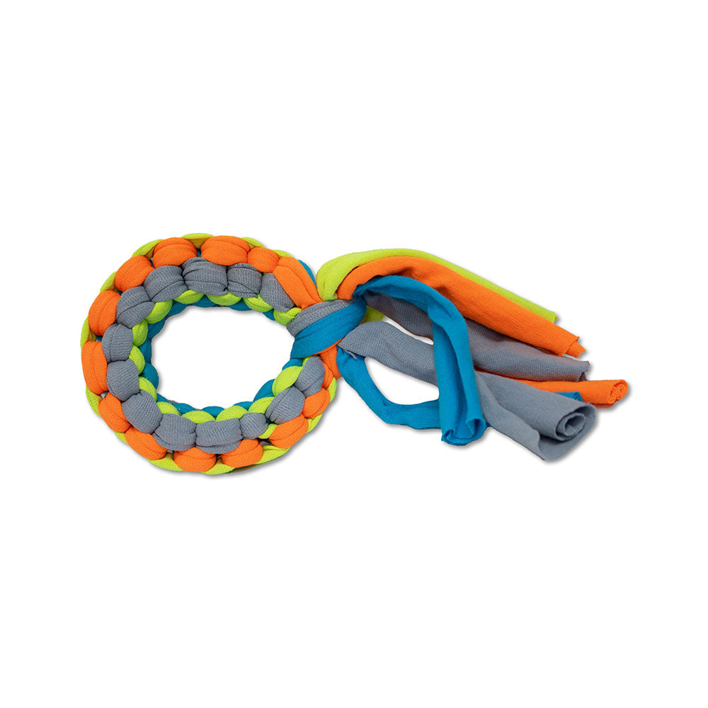Single Ring Pull Toy by PawsAbilities