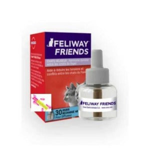 Feliway Friends Calming Diffuser - 30 Day Starter Kit