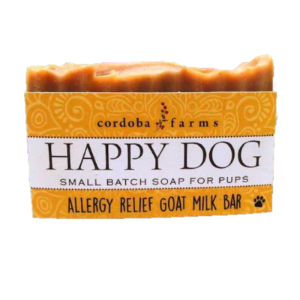 Happy Dog Allergy Relief Natural Dog Soap
