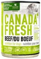 Canada Fresh Beef Wet Dog Food