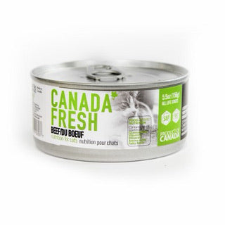Petkind Canada Fresh Beef Wet Cat Food