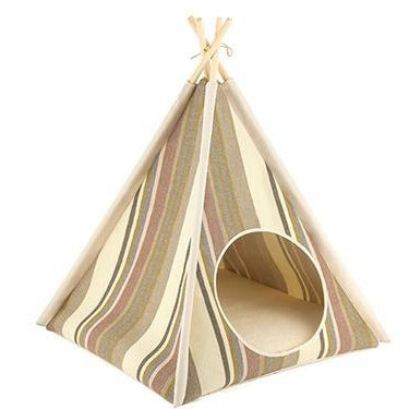 Horizon Pet Teepee Tent Play Bed by P.L.A.Y. - Seacoast
