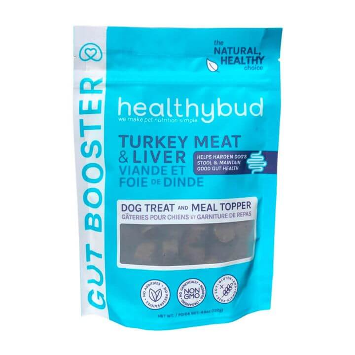 Healthy Bud Turkey Liver Gut Booster